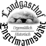 Landgasthof Engelmannsbäke Logo